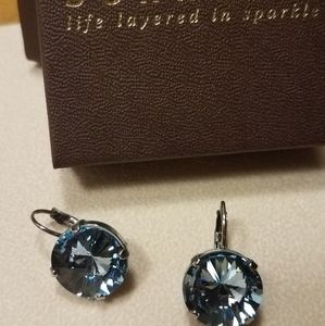 New Sorrelli Radiant Round French Wire Earrings